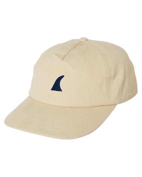 d2a8abeea83 Mollusk Fin Polo Cap - Khaki