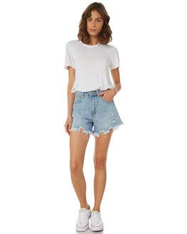 MY SUNSHINE WOMENS CLOTHING A.BRAND SHORTS - 71279-4043
