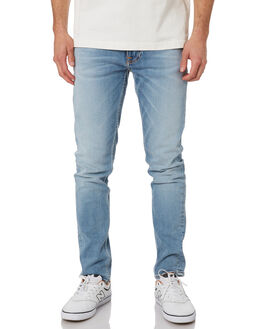 INDIGO FADE MENS CLOTHING NUDIE JEANS CO JEANS - 113300INDF