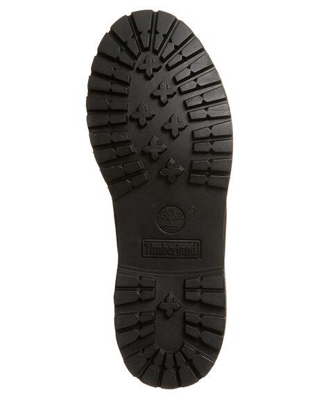 BLACK WOMENS FOOTWEAR TIMBERLAND BOOTS - 8658A001
