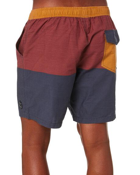 INDIGO MENS CLOTHING STAY BOARDSHORTS - SBO-20104INDG