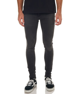 CRUSH GREY MENS CLOTHING CHEAP MONDAY JEANS - 0492023CRSGY