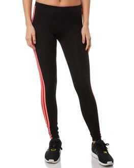 BLACK WOMENS CLOTHING ADIDAS ORIGINALS PANTS - CE1747BLK