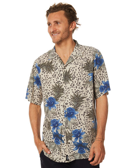 MULTI MENS CLOTHING THRILLS SHIRTS - TH7-204AZMULTI