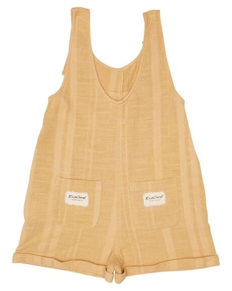 GOLD KIDS GIRLS RIP CURL DRESSES + PLAYSUITS - FDRAY10146
