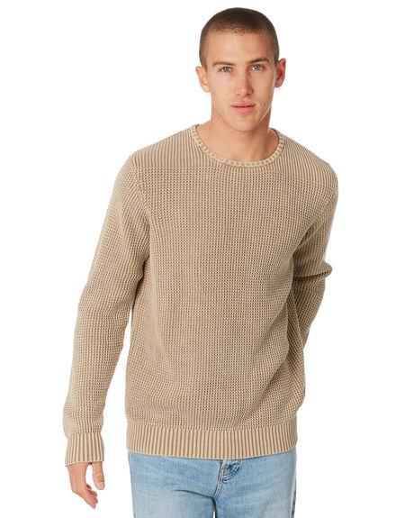 SAND MENS CLOTHING BILLABONG KNITS + CARDIGANS - 9595855SAND