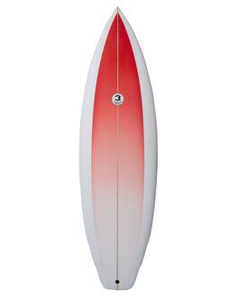 RED FADE BOARDSPORTS SURF SIMON ANDERSON SURFBOARDS - SAHDFDF2