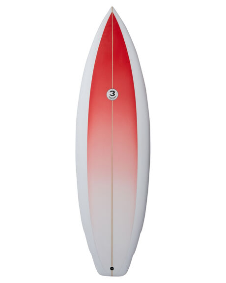 RED FADE BOARDSPORTS SURF SIMON ANDERSON PERFORMANCE - SAHDFDF2