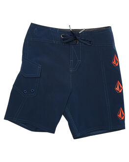 MELINDIGO KIDS TODDLER BOYS VOLCOM BOARDSHORTS - Y0841830MLO