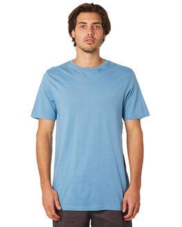 VINTAGE BLUE MENS CLOTHING VOLCOM TEES - A5011530VBL