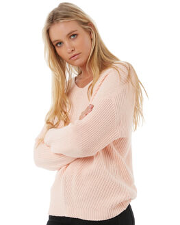 MELON WOMENS CLOTHING SWELL KNITS + CARDIGANS - S8182150MELON