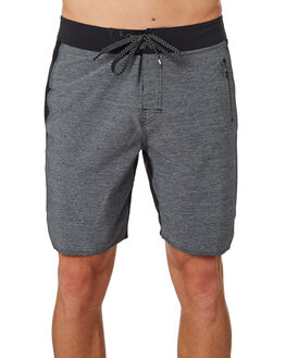BLACK MENS CLOTHING RIP CURL BOARDSHORTS - CBOZP30090