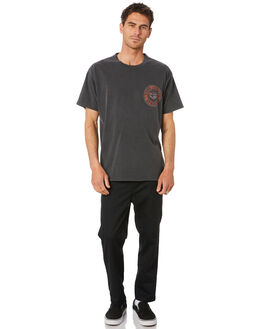 VINTAGE BLACK MENS CLOTHING THE PEOPLE VS TEES - AW20103VNBLK