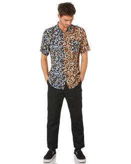ANIMALISTIC MENS CLOTHING BARNEY COOLS SHIRTS - 311-Q220ANML