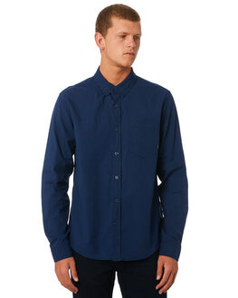 NAVY MENS CLOTHING SWELL SHIRTS - S5193173NAVY