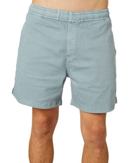 SILVER BLUE MENS CLOTHING STUSSY SHORTS - ST082610SILBL