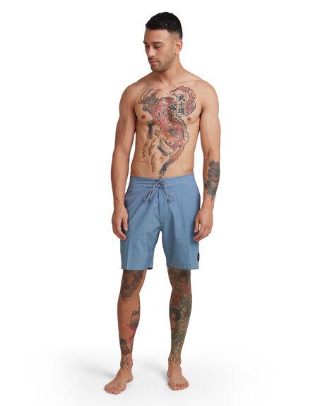 SLATE MENS CLOTHING RVCA BOARDSHORTS - RV-R383411-SLA