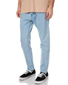 SEA BLUE MENS CLOTHING ASSEMBLY JEANS - AM-W217-12SEA