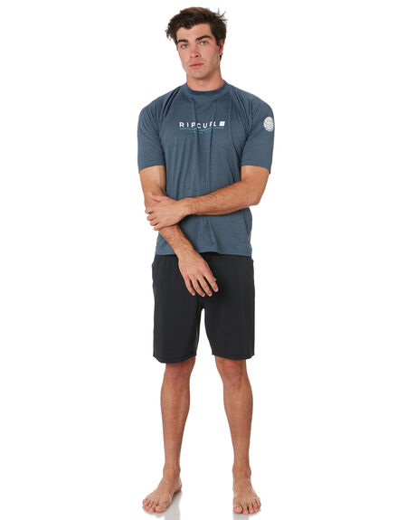 NAVY MARLE BOARDSPORTS SURF RIP CURL MENS - WLY7NM3277