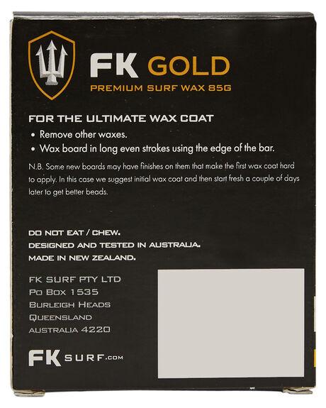 GOLD BOARDSPORTS SURF FAR KING WAX - 1019GLD