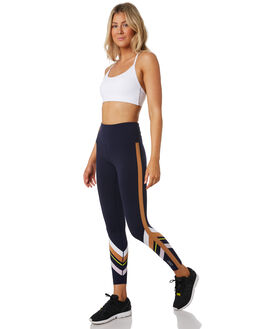 FRENCH NAVY WOMENS CLOTHING LORNA JANE ACTIVEWEAR - 111940FRNVY