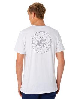 WHITE MENS CLOTHING DEPACTUS TEES - D5184011WHITE