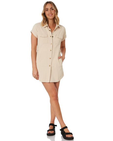 SABLE WOMENS CLOTHING RUSTY DRESSES - DRL1055-SAB