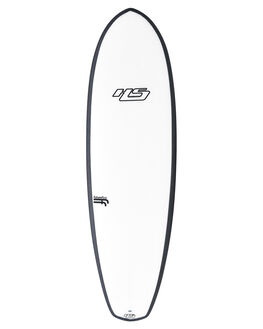 CLEAR SURF SURFBOARDS HAYDENSHAPES GSI MID LENGTH - HS-PLUFF-CLR