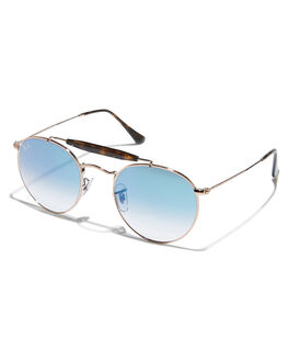 BRONZE COPPER UNISEX ADULTS RAY-BAN SUNGLASSES - 0RB3747BRNZ