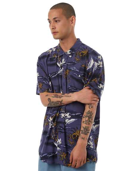 BLUE OUTLET MENS SWELL SHIRTS - S5174172BLUE