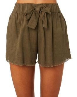 DEEP JUNGLE WOMENS CLOTHING BILLABONG SHORTS - 6582287DJG