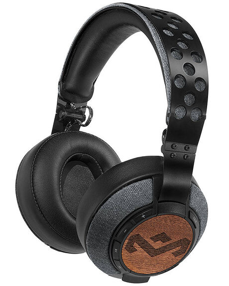 MIDNIGHT MENS ACCESSORIES MARLEY AUDIO + CAMERAS - EM-FH041-MIMID
