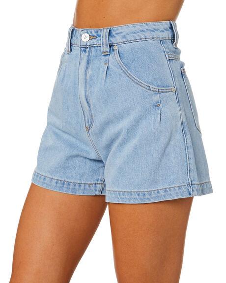 BRANDY WOMENS CLOTHING ABRAND SHORTS - 72069-4606