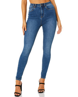 MOODY BLUE WOMENS CLOTHING INSIGHT JEANS - 1000086386MDBL