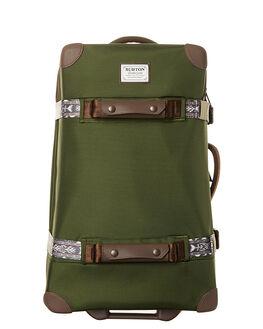 RIFLE GREEN MENS ACCESSORIES BURTON BAGS - 116061315