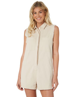 BONE OUTLET WOMENS THRILLS PLAYSUITS + OVERALLS - WTR8-901ABONE