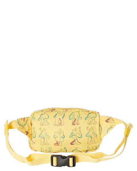 YELLOW MENS ACCESSORIES BRIXTON BAGS + BACKPACKS - 5304YEL