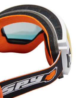 WHITE RED SPECTRA BOARDSPORTS SNOW SPY GOGGLES - 313483227627WHI