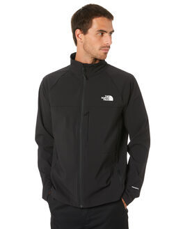 TNF BLACK MENS CLOTHING THE NORTH FACE JACKETS - NF0A4AMKJK3