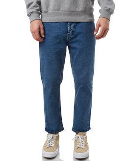 VINTAGE INDIGO MENS CLOTHING RVCA JEANS - R371221V17