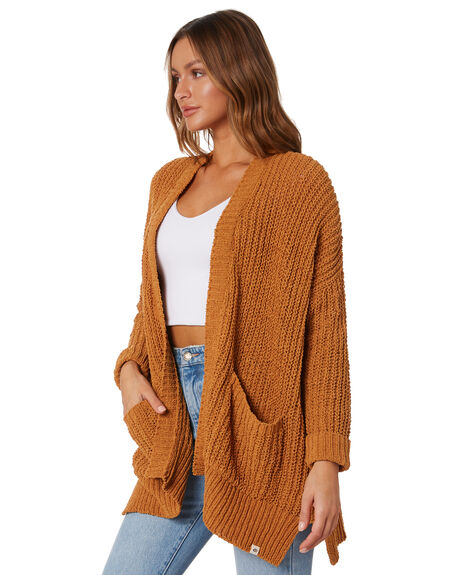 HONEY WOMENS CLOTHING RIP CURL KNITS + CARDIGANS - GSWBW80205