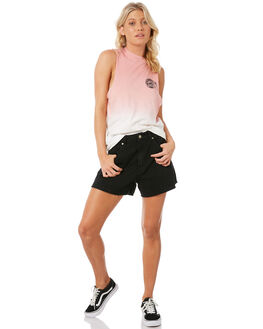 PEONY FADE WOMENS CLOTHING SANTA CRUZ SINGLETS - SC-WTC8639PEO