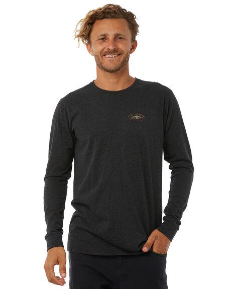 CHARCOAL MARLE MENS CLOTHING O'NEILL TEES - 4511120905