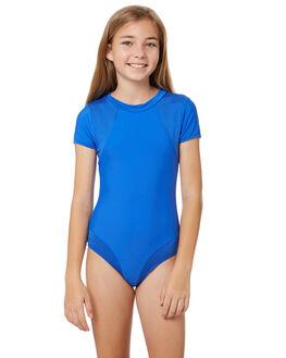 BLUE LAGOON KIDS GIRLS SEAFOLLY SWIMWEAR - 15588BLUE