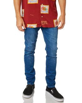 ZEPHYR BLUE MENS CLOTHING INSIGHT JEANS - 5000003166ZEPH
