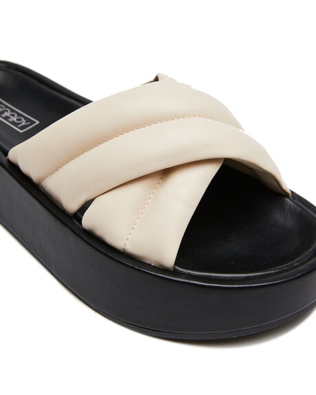 BONE OUTLET WOMENS THERAPY SLIDES - SOLE-2123BNE