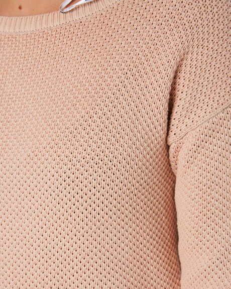 NUDE WOMENS CLOTHING ALL ABOUT EVE KNITS + CARDIGANS - 6453060NUD