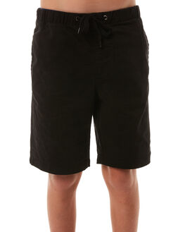BLACK KIDS BOYS SWELL BOARDSHORTS - S3183237BLACK