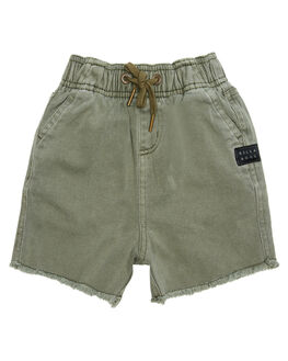 MILITARY KIDS BOYS BILLABONG SHORTS - 7585701MIL