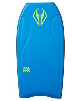 ROYAL BLUE GREEN BOARDSPORTS SURF NMD BODYBOARDS BODYBOARDS - NMDTHREERBRBFG